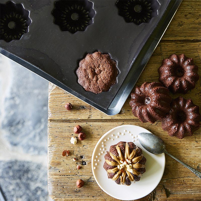 Révolutionnez votre cuisine grâce aux Moules FLEXIPAN !