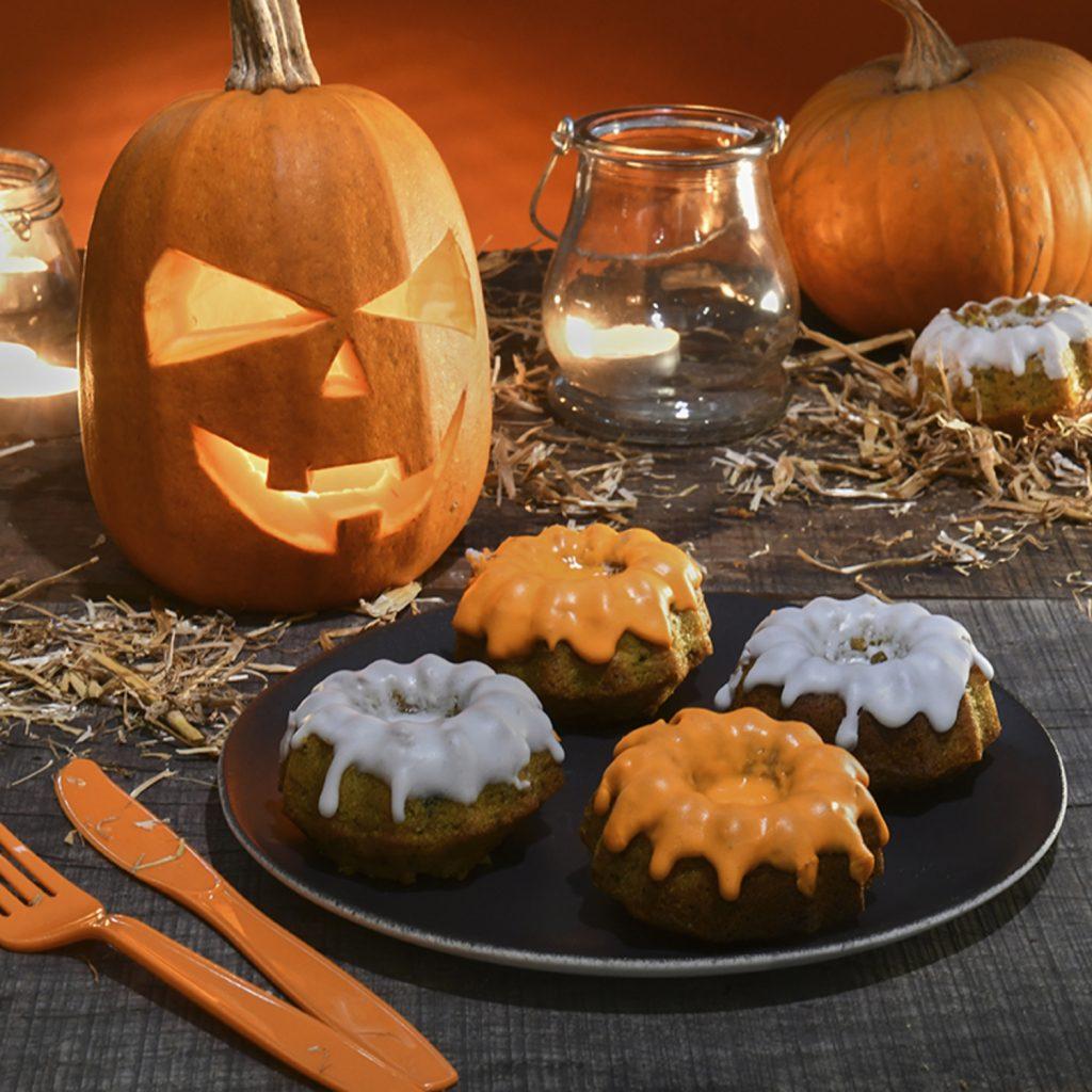 Recette des Pumpkin cakes