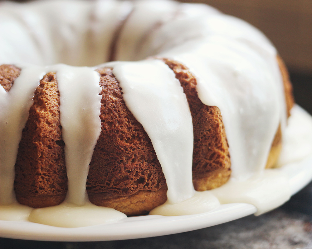 La tendance américaine du Bundt Cake