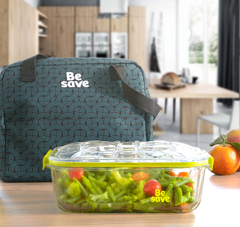 Lunch Box Be Save® complète