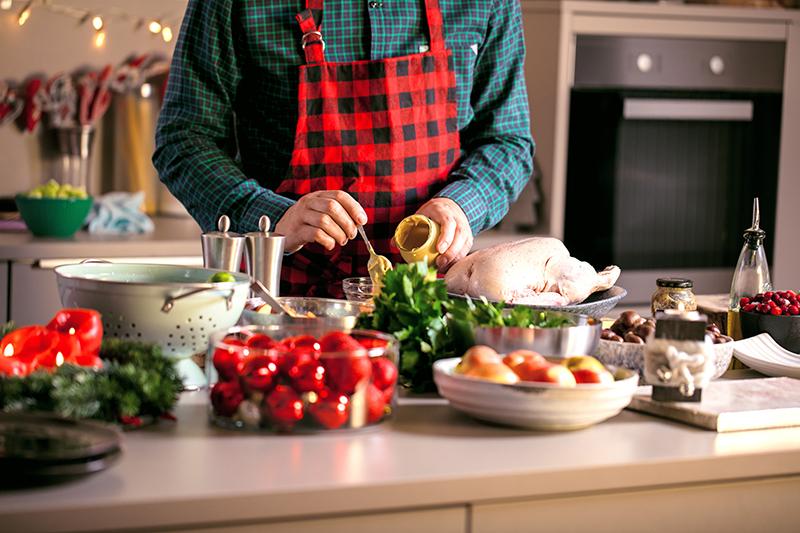 Misez sur le batch cooking pour votre repas de fêtes !