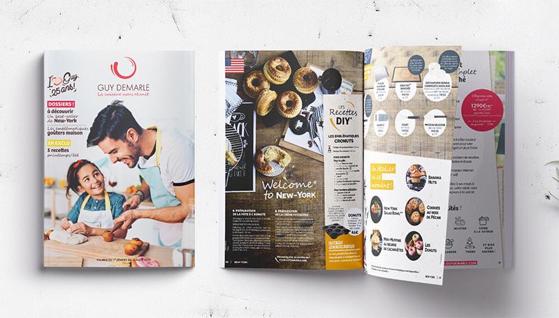 Découvrez le nouveau catalogue Guy Demarle de février 2020 !