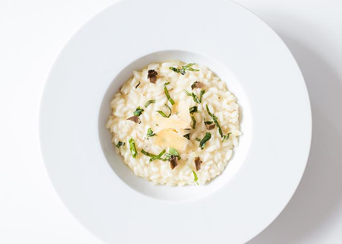 Présentez votre risotto comme un chef !