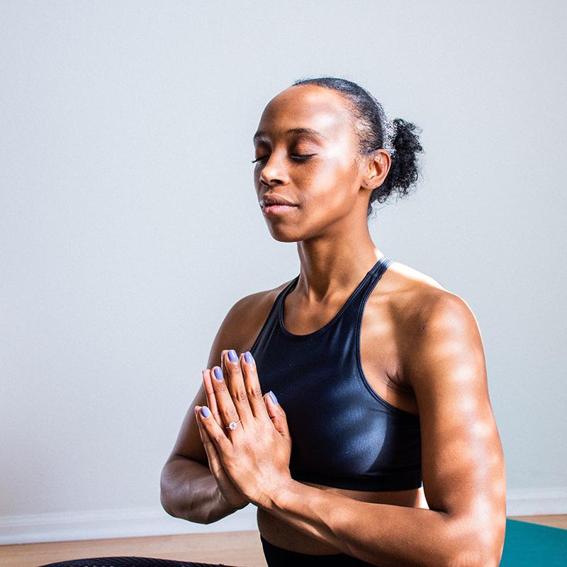 Méditez pour déstresser