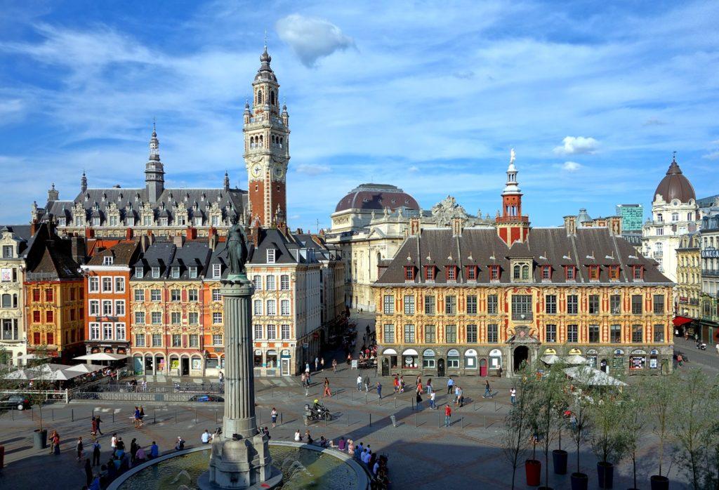 Lille, capitale du Nord