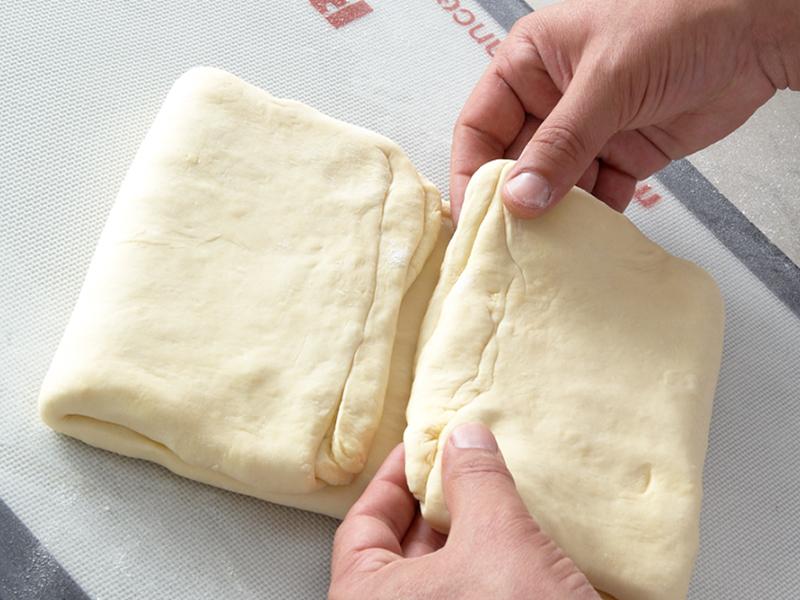 Réalisez facilement votre pâte feuilletée levée !