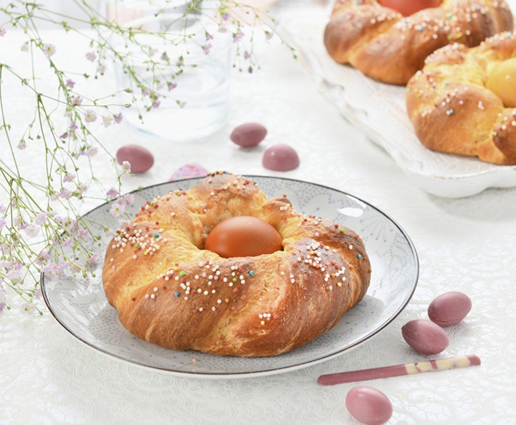 Le Folar, le pain de Pâques portugais