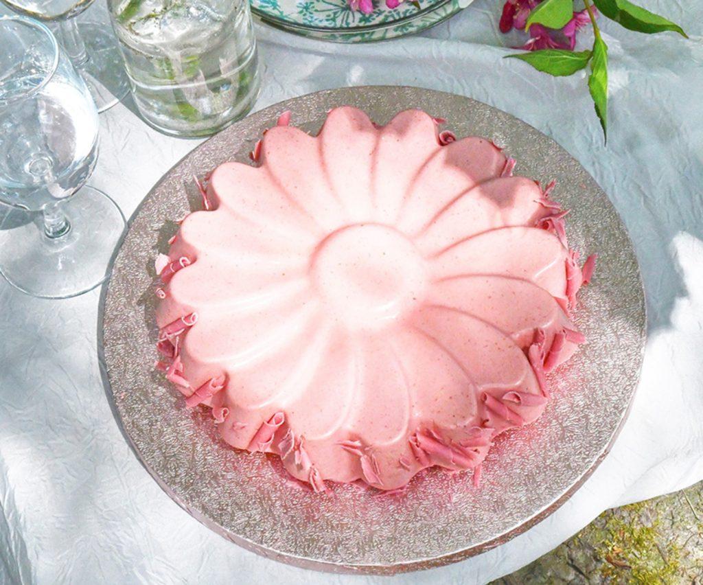 Voir la recette Marguerite aux fraises