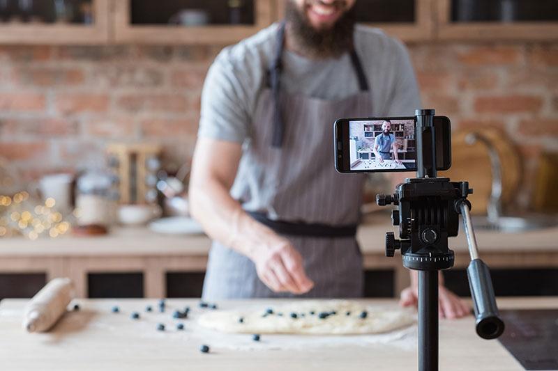 Participez à un Atelier culinaire à distance !