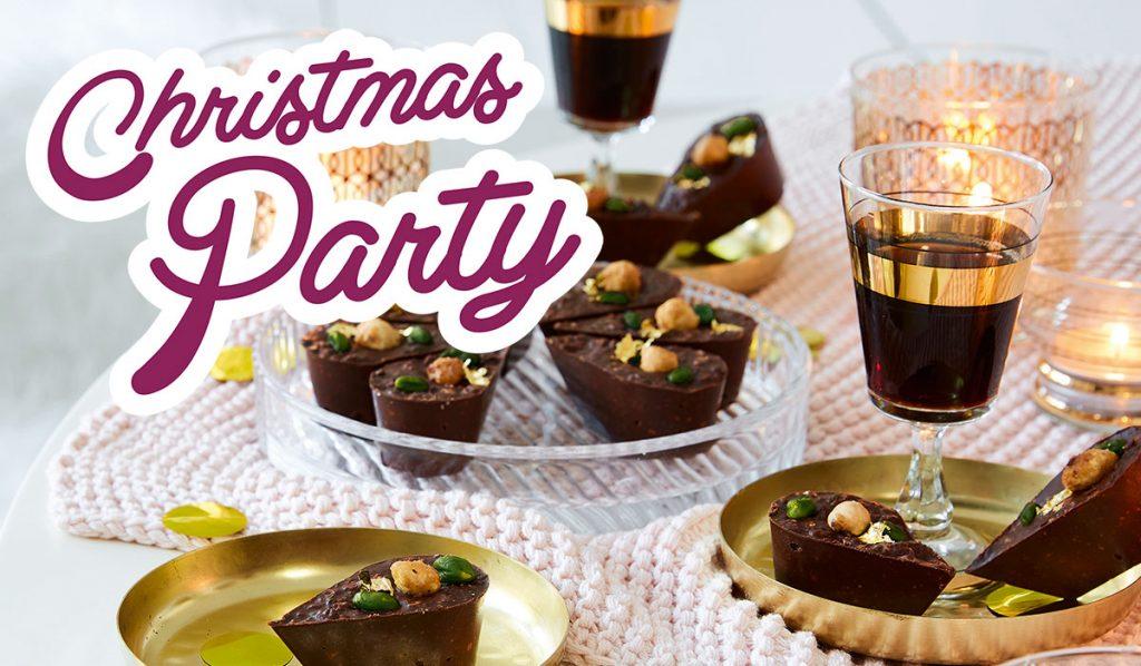 Découvrez la thématique Christmas Party en Atelier !