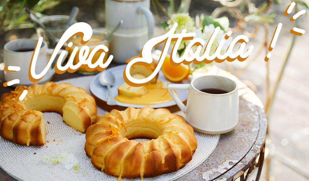 Découvrez la thématique Viva Italia en Atelier !