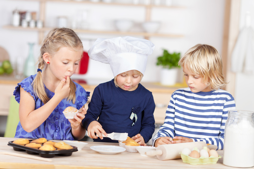 Transmettre le plaisir de cuisiner aux enfants à travers la Fondation Guy Demarle