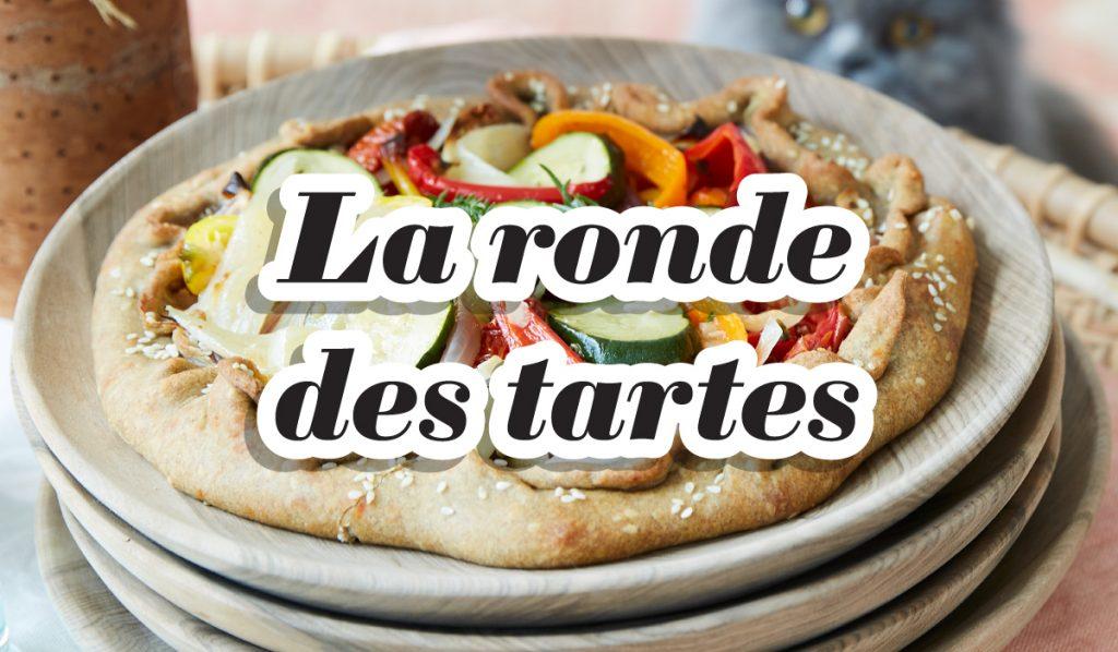 """La thématique """"Ronde des tartes"""" à découvrir en Atelier !"""