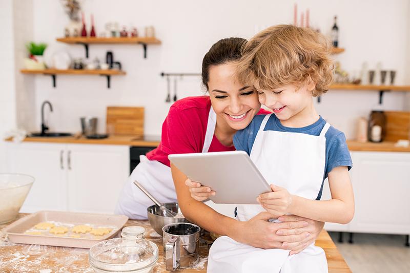 Optez pour un Atelier digital avec vos enfants et votre Conseiller !