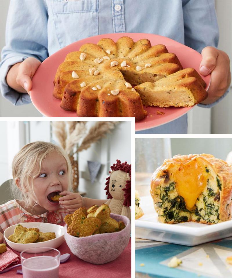 Recettes saines et gourmandes pour les enfants à découvrir en Atelier !