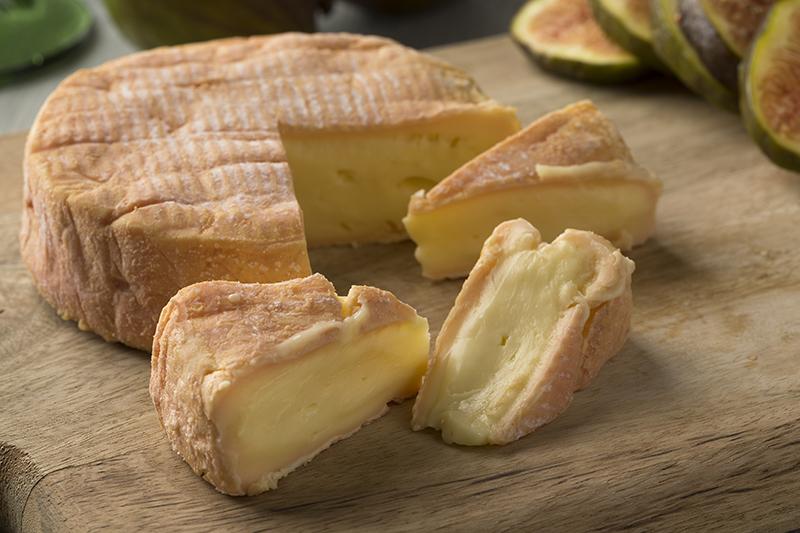 Le Munster, l'un des plus célèbres fromages de l'Est