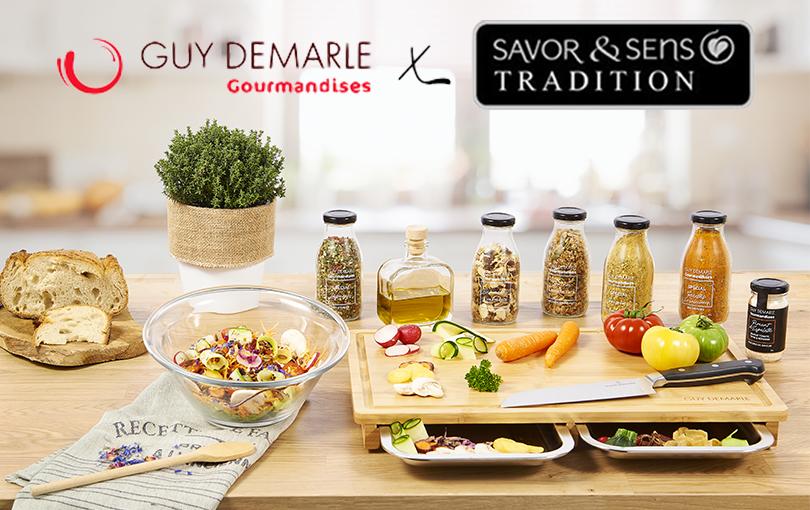 Pimpez vos plats avec les épices Gourmandises X Savor&Sens !