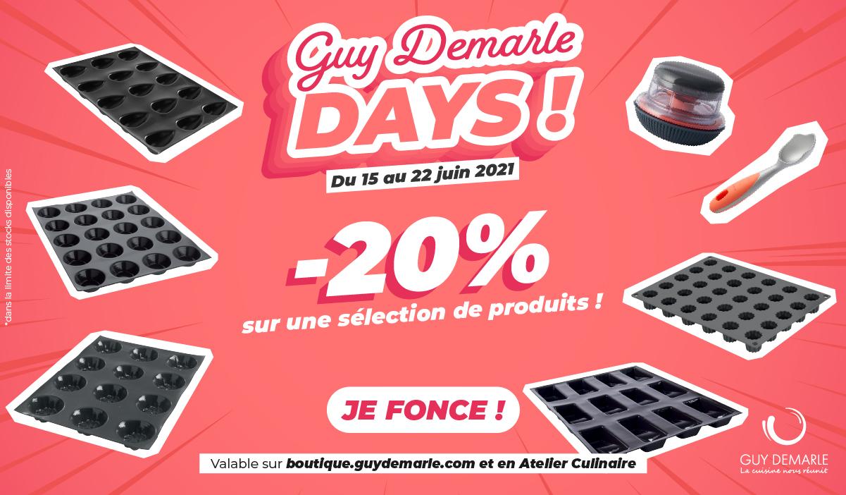opération Guy Demarle Days