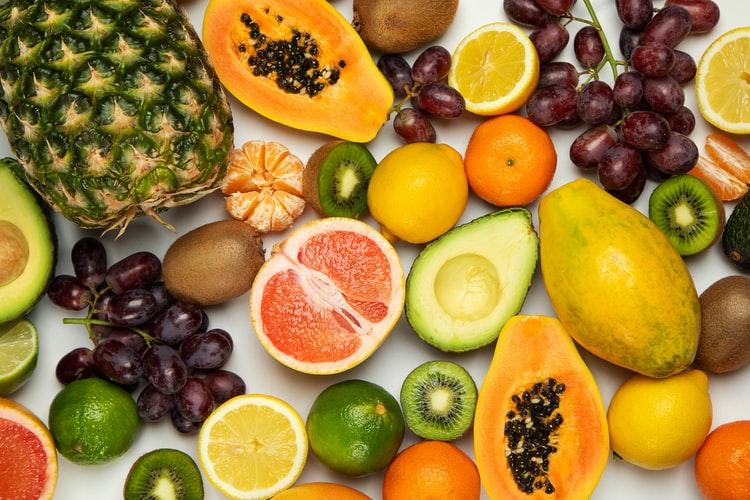les fruits trop mûrs