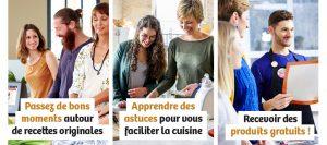 un Atelier culinaire thématique