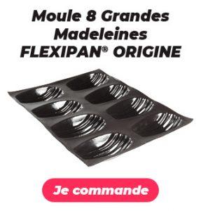 acheter moule 8 grandes madeleines
