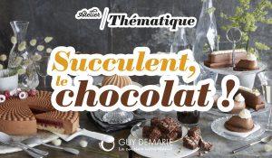 l'atelier thématique Chocolat