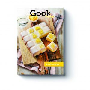 Livre de cuisine Gook Pratique Moule Tablette