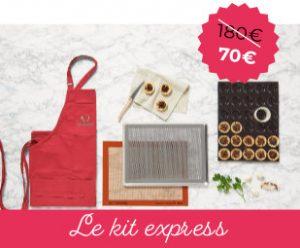 Le kit express Guy Demarle