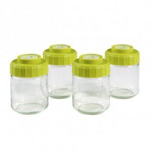 Lot de 4 petits pots Be Save®