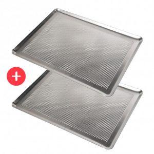 offre duo plaques aluminium perforées