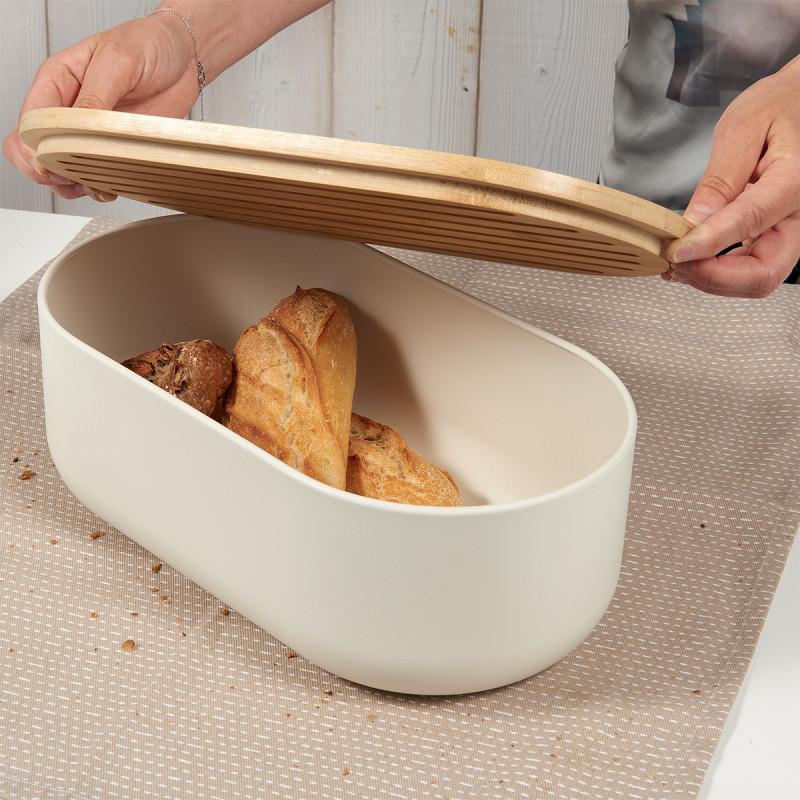 Une boîte à pain 2 en 1 !